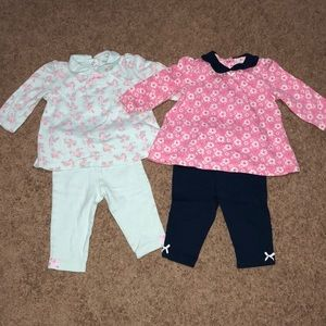 2 Little Me outfits